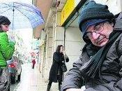 FIBROMIALGIA FATIGA CRÓNICA: Juan Vilas lleva días huelga hambre para conseguir invalidez laboral