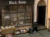 Black Books; libros, tabaco alcohol