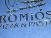 Gluten Free Menu. Romios Pizza Pasta