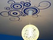 lámpara hilos Mónica