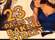 pasos Baker Street: menos- cerca Alfred Hitchcock