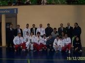 Trofeo navidad karate salobreña