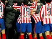 Atlético madrid resucitó ante recreativo