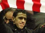 Maxi rodríguez dejó atlético entre lágrimas