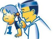 Otitis media derrame: corticoides nasales útiles