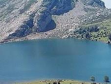 naturaleza asturiana: lagos Covadonga