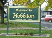 Visitando Frodo hobbits