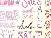 """sales"" rebajas... llevo shopping"
