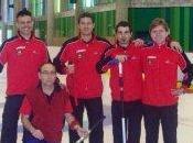 CURLING resumen primera fase Campeonato España absoluto curling