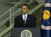 Barack Obama conferencia Centro Espacial Kennedy