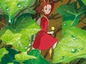 acerca final proceso producción 'Karigurashi Arrietty'