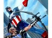 Primer vistazo Captain America Hawkeye