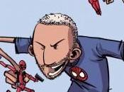 "Axel Charge: escritores ""Avengers X-Men."" Brubaker"