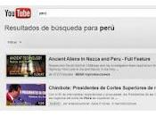 Google lanza Youtube Perú