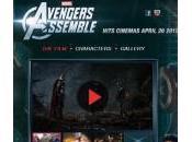 inglesa oficial Vengadores actualiza material nuevo