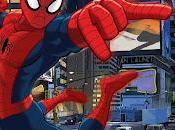 ULTIMATE SPIDER-MAN: Trailer entrevistas nueva serie animada