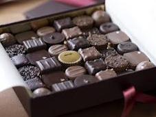 ¿Las personas comen chocolate delgadas?