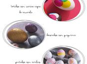 Sunday Post. Decorando huevos pascua/Easter eggs decoration