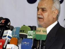 justicia busca vicepresidente Irak