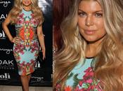 Fergie celebró cumpleaños Vegas vestida Givenchy tarta juego