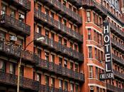 Postales neoyorquinas: Chelsea Hotel....