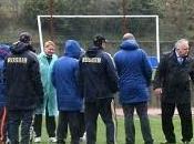 Sub-19 femenino: españa-rusia suspendido lluvia