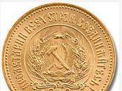 monedas rusas dedicadas inversión: Chervonetz Jorge victorioso