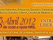 Quinto Festival Artes Femeninas, abril
