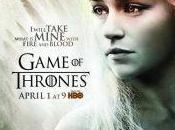 "Seis nuevos posters segunda temporada ""Juego tronos"""