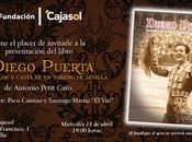 Presentación libro sobre Diego Puerta