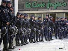 ¿Por policía protege empresas privadas?