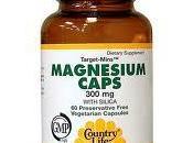 Nutrientes: magnesio organismo