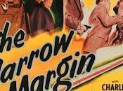 Narrow Margin: Viajar tren nunca peligroso.