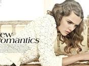 Nuevos románticos Vogue Australia