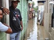 COBERTURA: Cientos casas inundadas Santiago