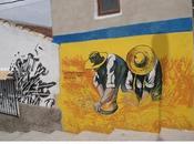 Reportaje fotográfico homenaje pintores Miguel Hernández