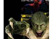 Nuevas imágenes promocionales Lagarto Amazing Spider-Man