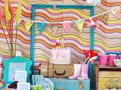Mesas dulces: fiesta Peppa