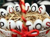 Fiesta huevos pintos Pola Siero, Asturias