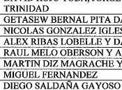 Selección gallega alevín (convocatoria abril)