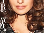 Penélope Cruz, portada confidencias Harper's Bazaar, Mayo 2012
