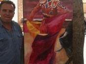Pedro Iglesias ganador Concurso Artístico Picassiano