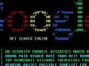 sería Google estuviéramos 1986