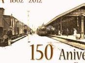 Miranda Ebro celebra aniversario ferrocarril