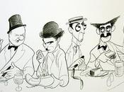 Hirschfeld, profesión caricaturista