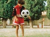 Lionel Messi, niño