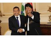 'hermanos latinoamericanos' toman partido