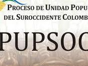 """""""coordinación agraria proceso unidad popular suroccidente pupsoc"""""""