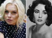 Lindsay Lohan encarnará Elizabeth Taylor