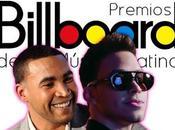 Omar Prince Royce, máximos ganadores Billboard